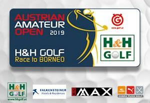 Austrian Amateur Open 2019 H&H Golf Race to Borneo 1. Mai 2019
