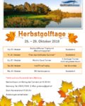 thumbnail of Herbstgolftage 2018